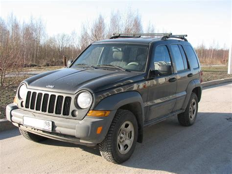 used jeep liberty used 2005 jeep liberty photos 2500cc gasoline manual