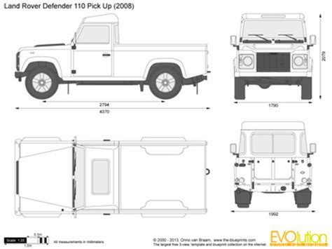 land rover defender vector land rover defender 110 up vector drawing