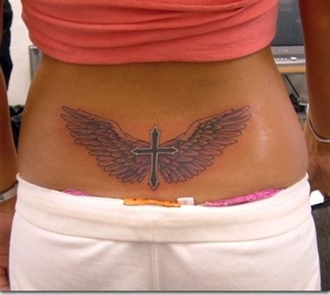 Great Ideas For Lower Back Tattoos For Girls 40 Exles Tattoos On Lower Back