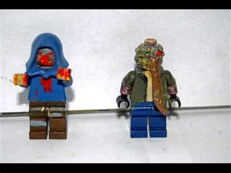 all lego left 4 dead 2 infected youtube