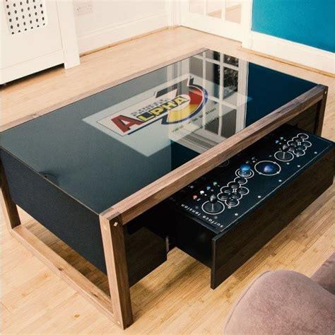 coffee table arcade 17 meilleures id 233 es 224 propos de borne d arcade sur