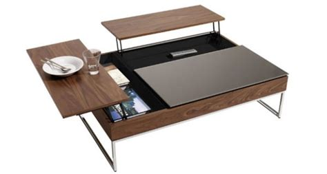 Coffee Tables With Storage Space Coffee Table With Storage Space By Bo Concept Home Reviews