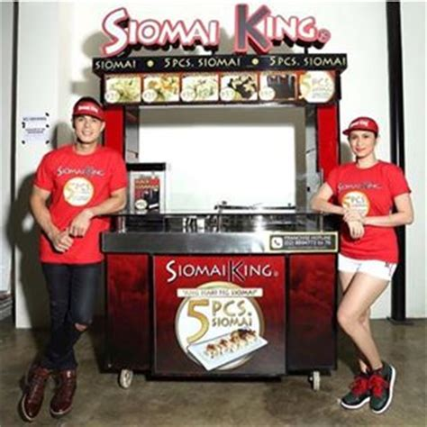 country style franchise philippines siomai king food cart franchise details ifranchise ph