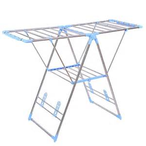Clothing Dryer Rack Foldable Laundry Rack Clothes Drying Hanger Dryer
