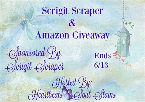 How To Sign Up For Amazon Giveaways - blogger opp scrigit scraper amazon giveaway free paid options sign ups close 5 15