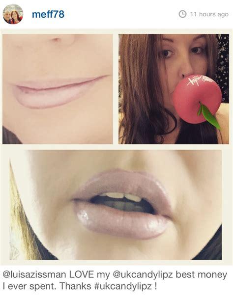 My Top 5 Lip Plumpers by Candylipz Lip Plumper Reviews Testimonials 6 Candylipz