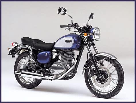 Kawasaki 250 Cc by Kawasaki Estrella Motorcycle Small 250cc Sport