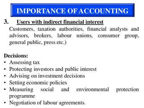 Importance Of Mba In Finance by 1 Intro To Financial Accounting Mba