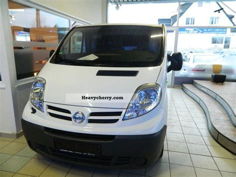 comfort in any climate nissan primastar 2 0 dci115 comfort l1h1 climate dpf 2009
