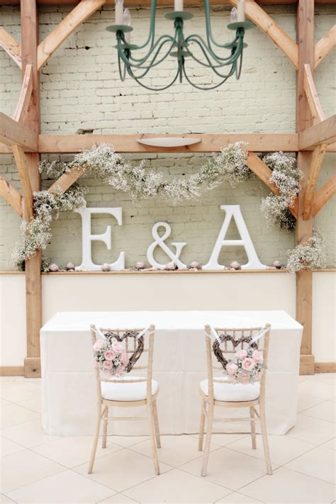 Pale Pink Wedding Decor by Wedding Decor Inspiration Pale Pink Grey Chair Decoration