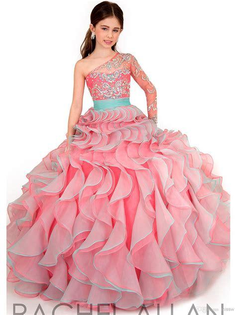 Flower Dress Sale2302 sale 2016 gown pageant dresses one