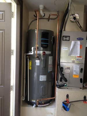 Advantages of Hybrid Electric Water Heater Versus Natural Gas Power Vent Water Heater   Water