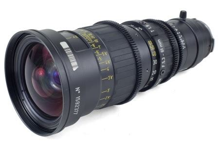 5.3 61mm t1.9 angenieux cine hd zoom lens (b4) alan