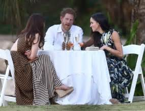 meghan markel and prince harry prince harry danced for meghan markle at pal s jamaica wedding us weekly