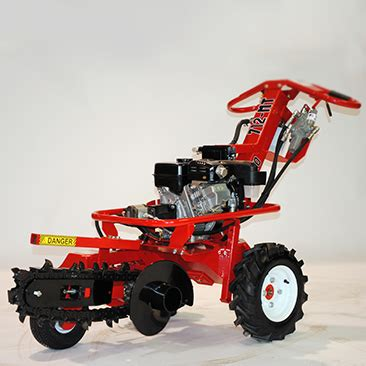 hydraulic trencher  rental  home depot