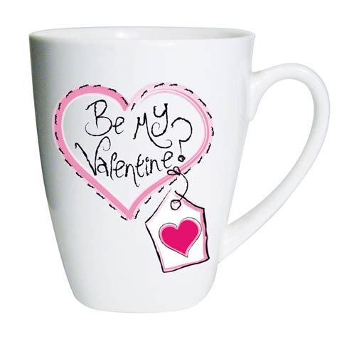 valentines day mugs be my mug by sassy bloom as seen on tv