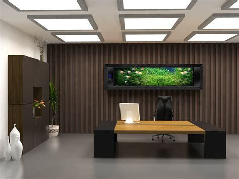 Modern Office Decor | elegant ceo office design bellisima
