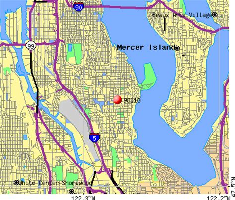 seattle zip code map 98118 zip code seattle washington profile homes
