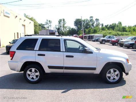 silver jeep grand cherokee 2006 2006 bright silver metallic jeep grand cherokee laredo 4x4