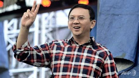 ahok governor of jakarta jakarta governor election will go for a second round