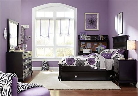 purple and black bedrooms 25 best ideas about bedroom sets on pinterest bedroom 16810 | 961191e2be40dea75a64d72071efe464 purple black bedroom purple bedroom walls
