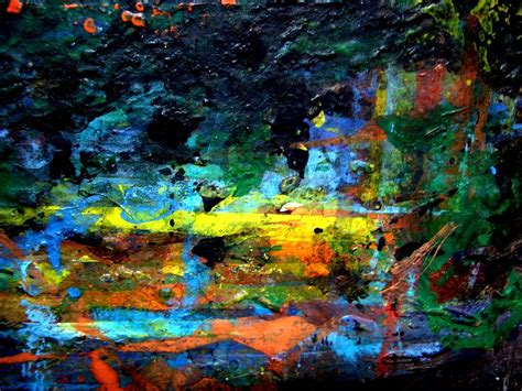 acrylic painting jungle jungle boogie 121231 3 painting by aquira kusume