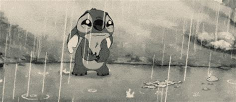 stitch gifs find share on giphy sad animated gif