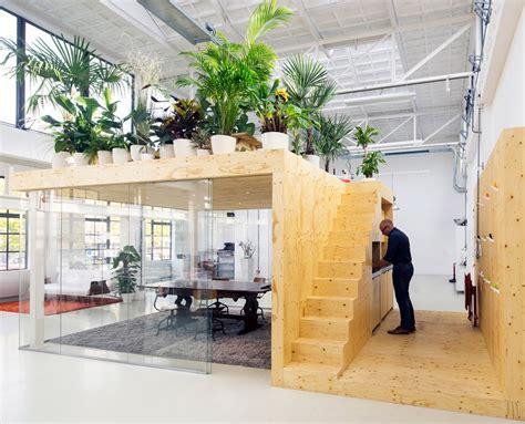 Cheap Duplex Plans jvantspijker s renovated office includes an indoor garden