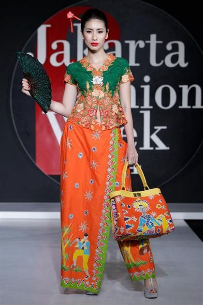 Eksklusif Edition Dress rumah betawi jakarta fashion week 2014 if only i could pull them edition