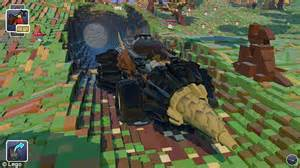 Online House Builder Lego Worlds Takes On Minecraft Letting You Build Houses