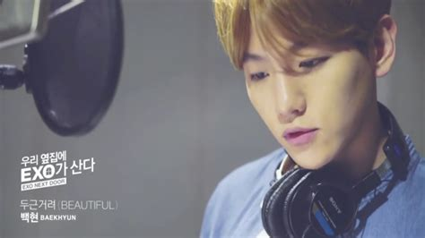film exo baekhyun exo baekhyun s quot beautiful quot mv released in line exclusive