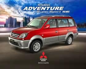 Mitsubishi Adventure Price List Mitsubishi Adventure Mitsubishi Pricelist Philippines
