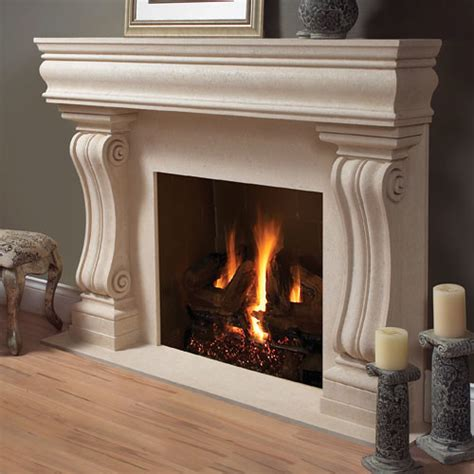 traditional fireplace mantels aberdeen stone fireplace mantel traditional indoor