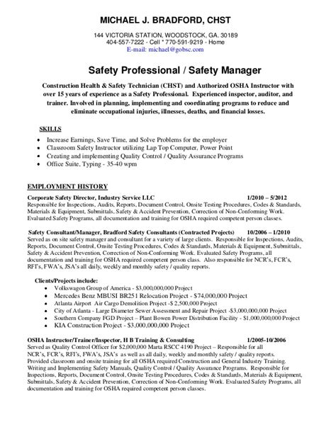 health and safety administrator cover letter search results for facilities manager resume