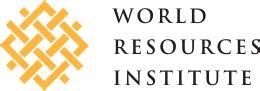 world resources institute big ideas happen