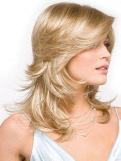 exles of feathered hair 25 medium length hairstyles you ll want to copy now sexy
