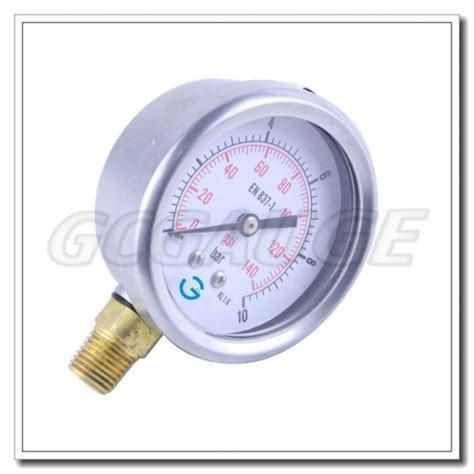 Pressure Manometer Rockwell 2 5 Inchi wika type pressure gauges 2 5 inch stainless steel with bourdon bottom connection