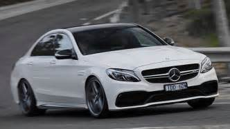 Mercedes C63 Amg Sedan Mercedes Amg C63 S Sedan 2016 Review Carsguide