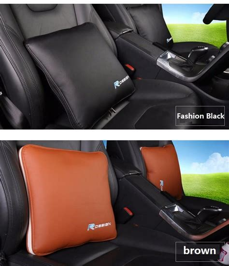 pillow car for volvo car neck pillow car lumbar cushion environmental