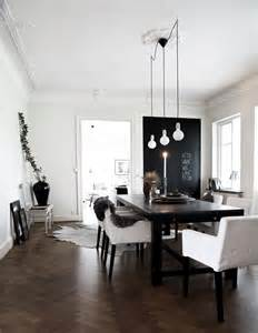 Dining Room Flooring Decordots Black And White Apartment With Floor