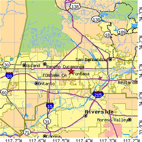 map of fontana ca fontana california ca population data races housing