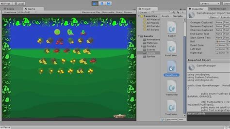 unity tutorial exle using the c api to perform brute force debugging