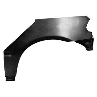 replace honda civic  wheel arch patch rear section