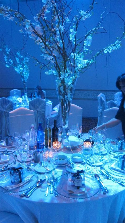 Google Image Result For Http 2 Bp Blogspot Com Winter Centerpieces Sweet 16