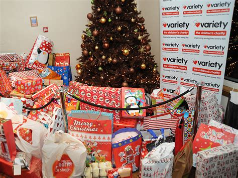 variety scotland cheers up christmas for over 1 000