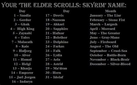biography title generator 1151 best images about gotta love skyrim on pinterest