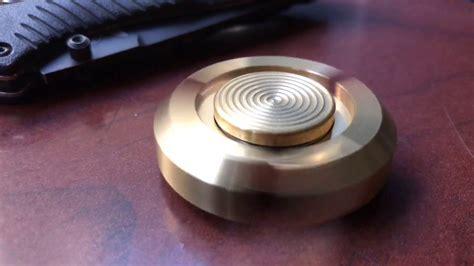 Fidget Mini Spinner Spinner 3 Besi Spinner Mini Mini Fidget Spinner Brass