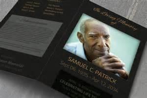 memorial handout template 15 modern funeral program templates