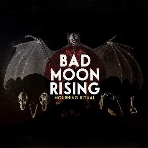mourning ritual bad moon rising lyrics genius lyrics