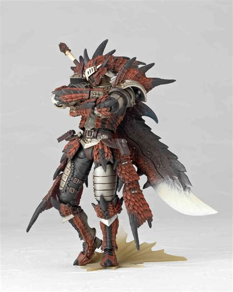 Revoltech Azure Armor Rathalos realm of darkness revoltech rathalos